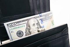Un mucchio delle banconote degli Stati Uniti con i ritratti di presidente Contanti delle banconote in dollari, immagine di sfondo Fotografie Stock