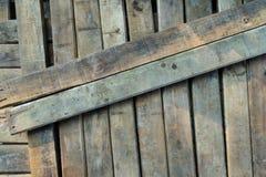 Un mucchio di legname fotografia stock libera da diritti