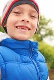 Un muchacho de florecimiento Fotos de archivo libres de regalías