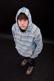 Un muchacho del adolescente Foto de archivo libre de regalías
