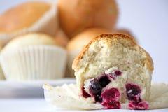 Un muffin saporito fresco pungente immagine stock libera da diritti