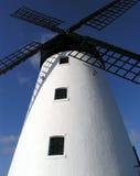 Un mulino a vento Fotografia Stock Libera da Diritti