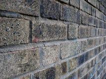 Un mur à Londres Image stock