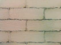 Un mur de briques Photo libre de droits