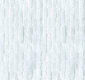 Un mur de briques blanc Photos libres de droits
