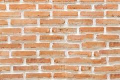 Un mur de briques de mur de briques Photo libre de droits