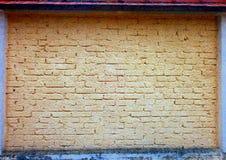 Un mur peu commun de soulagement pour votre fond Images stock