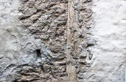 Un muro di cemento struttura fotografia stock libera da diritti
