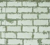 Un muro di mattoni Fotografia Stock Libera da Diritti