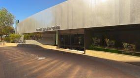 Un museo di Scottsdale di Art Shot contemporaneo Fotografie Stock Libere da Diritti