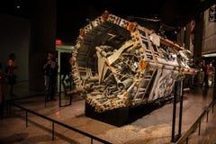 9 un museo New York di 11 memoriale Immagini Stock Libere da Diritti