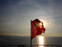 Un nouveau jour en Suisse Images stock