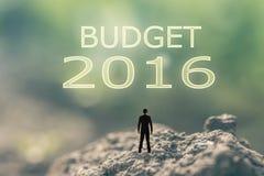 Un nuovo anno di 2016 Fotografia Stock