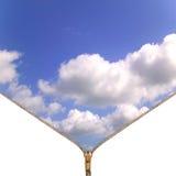 Un nuovo giorno fresco Fotografie Stock Libere da Diritti