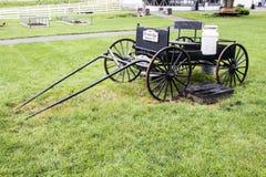 Un'occhiata dello stile di vita tradizionale nel villaggio di Amish, Pensilvania fotografia stock libera da diritti