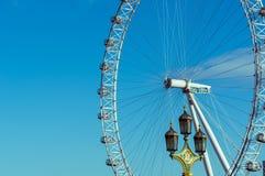 Un occhio di 05/11/2017 di Londra, Regno Unito, Londra immagine stock