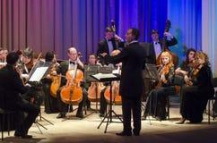Un'orchestra da camera di quattro stagioni Fotografia Stock Libera da Diritti