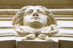 Ornamento di pietra Fotografia Stock Libera da Diritti