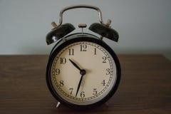 Un orologio d'annata Immagine Stock