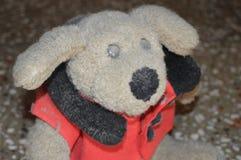 Un oso de peluche marrón Imagen de archivo