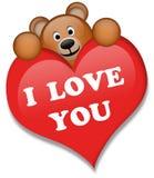 Un oso marrón stock de ilustración