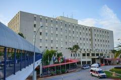 Un ospedale immagini stock