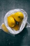 Un pacchetto di agrume fotografia stock