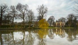 Un paesaggio olandese Fotografie Stock Libere da Diritti