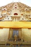 Un pagoda di buddhism fotografia stock