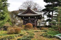 Un pagoda giapponese Fotografia Stock Libera da Diritti