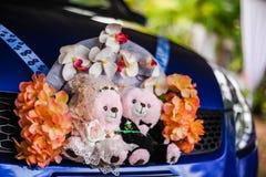 Bambole dell'orso Fotografia Stock