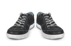 Un paio delle scarpe di sport immagini stock