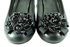 Un paio di scarpe Fotografie Stock