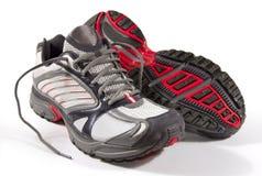 Un paio di scarpe Immagine Stock