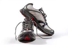 Un paio di scarpe Immagini Stock Libere da Diritti