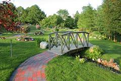 Un paisaje en parque Foto de archivo libre de regalías
