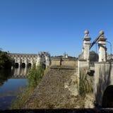 Un paisaje maravilloso de Francia imágenes de archivo libres de regalías