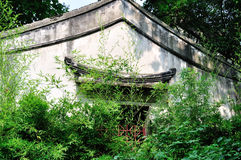 Un paisaje persistente del jardín Fotografía de archivo libre de regalías