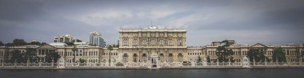 Un palacio en Estambul Imagenes de archivo