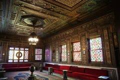 Un palacio que visité foto de archivo libre de regalías