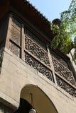 Un palacio que visité en Egipto El Cairo imagen de archivo libre de regalías