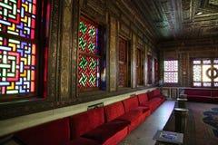 Un palazzo che ho visitato fotografia stock libera da diritti