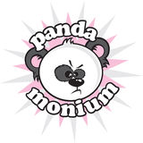 Pandaemonium! Fotografia Stock