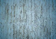 Un panneau de épluchage superficiel par les agents de peinture Photo stock