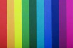 Un papel colorido, un fondo fotos de archivo