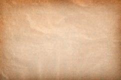Un papel viejo del pedazo Imagen de archivo libre de regalías