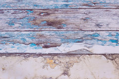 Un papier peint avec des textures en bois comme fond Image libre de droits