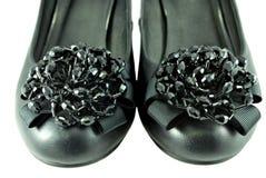 Un par de zapatos Fotos de archivo