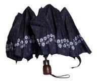 Un paraguas de la lluvia Fotografía de archivo libre de regalías