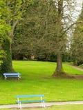 Un parco pubblico irlandese Fotografia Stock Libera da Diritti